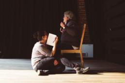 De Figuranten - Open Atelier - Theater