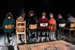 De figuranten - Opus 3 - Theater - LUCA School of arts